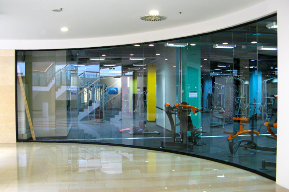 FITNESS CENTER 'ATHLETIC' in Mall Galeria - Plovdiv, Bulgaria