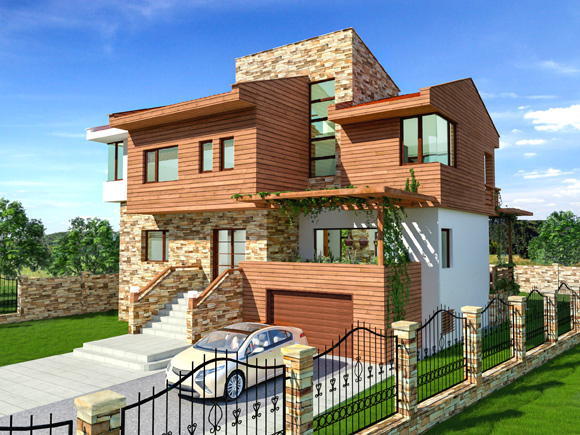 LUXURY FAMILY HOUSE TERRA, Plovdiv, Bulgaria