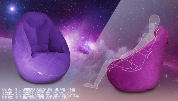 THE HELIUM COLLECTION  - comfort and style